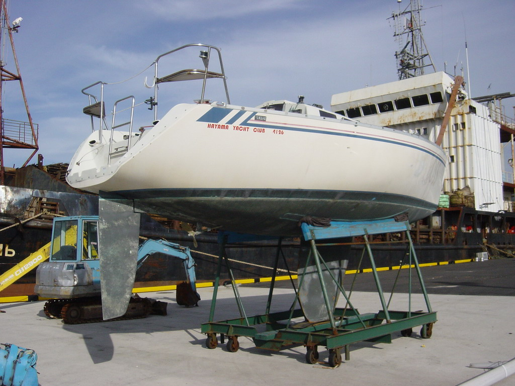 аукцион японии купить лодку